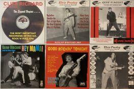 "Rock n Roll - LP/ 10"" Comps/ Reissues"