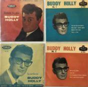 "Buddy Holly - 7"" UK EP Rarities"