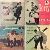 "Rock n Roll - 7"" EP Rarities"