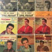 "Elvis Presley - 7"" EP Collection"