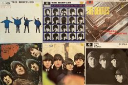 THE BEATLES/PAUL McCARTNEY - LPs