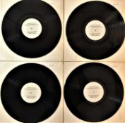 THE BEATLES - '62/66' & '66/70' - US TEST PRESSING LPs