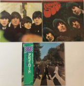 THE BEATLES - STUDIO LPs (MFSL/JAPANESE AUDIOPHILE PRESSINGS)