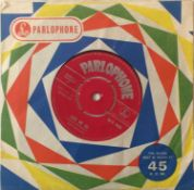 "The Beatles - Love Me Do 7"" (1st UK Pressing - Parlophone 45-R 4949)"