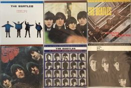 THE BEATLES - ORIGINAL MASTER RECORDING MFSL LPs - COMPLETE RUN OF STUDIO ALBUMS