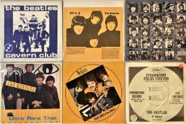 THE BEATLES - LPs - PRIVATE RELEASES