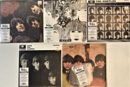 THE BEATLES - STUDIO LPs (2014 LIMITED EDITION HEAVYWEIGHT 180G PRESSINGS)