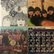 THE BEATLES - 60s UK STUDIO LPs