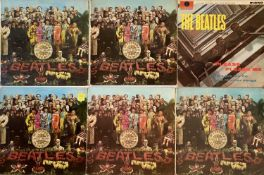 The Beatles - Spare LP Sleeves (Including 1st Please Please Me, Fourth Proof Sgt Pepper's And More!)