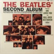 THE BEATLES - SECOND ALBUM LP (ORIGINAL US RCA CONTRACT PRESSING - SUPERB COPY)