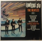 THE BEATLES - SOMETHING NEW LP (ORIGINAL US MONO PRESSING - CAPITOL T 2108 - SUPERB COPY)