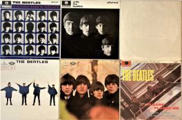 THE BEATLES - LPs (ORIGINALS AND REISSUES)