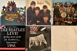 THE BEATLES - LPs (REISSUES/LATER TITLES)