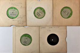 "MATCHBOX (GEORGE PECKHAM PROJECT) - APPLE 7""/LP ACETATE COLLECTION"