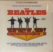 THE BEATLES - HELP! LP (ORIGINAL US STEREO PRESSING - CAPITOL SMAS 2386 - SUPERB COPY)