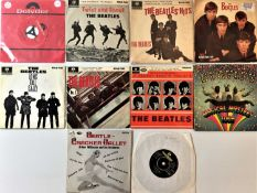 "THE BEATLES - EP/7"" COLLECTION"