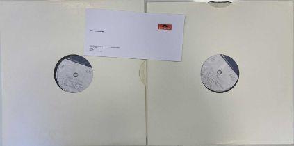 SNOW PATROL - A HUNDRED MILLION SUNS LP (ACETATE RECORDING)