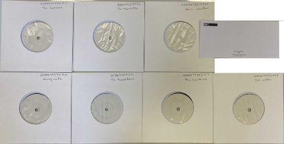 "THE EARLY MOTOWN EPs BOX - VOLUME 2 (7 x 7"" WHITE LABEL TEST PRESSING SET)"