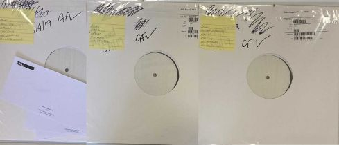 DOVES - WHITE LABEL TEST PRESSING LPs (2020 RELEASES).