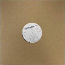SNOW PATROL - EYES OPEN LP (ACETATE RECORDING)