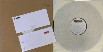 """SNOW PATROL - HOW TO BE DEAD 7"""" (ACETATE RECORDING)"""