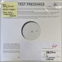 DIO - HOLY DIVER LP (MERCURY/VIRGIN 2021 TEST PRESSING - 0736901)
