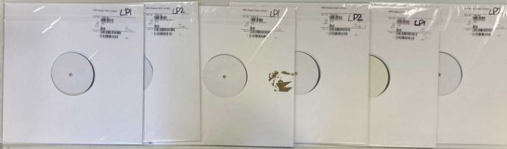 DOVES - WHITE LABEL TEST PRESSING LPs (2020 RELEASES)