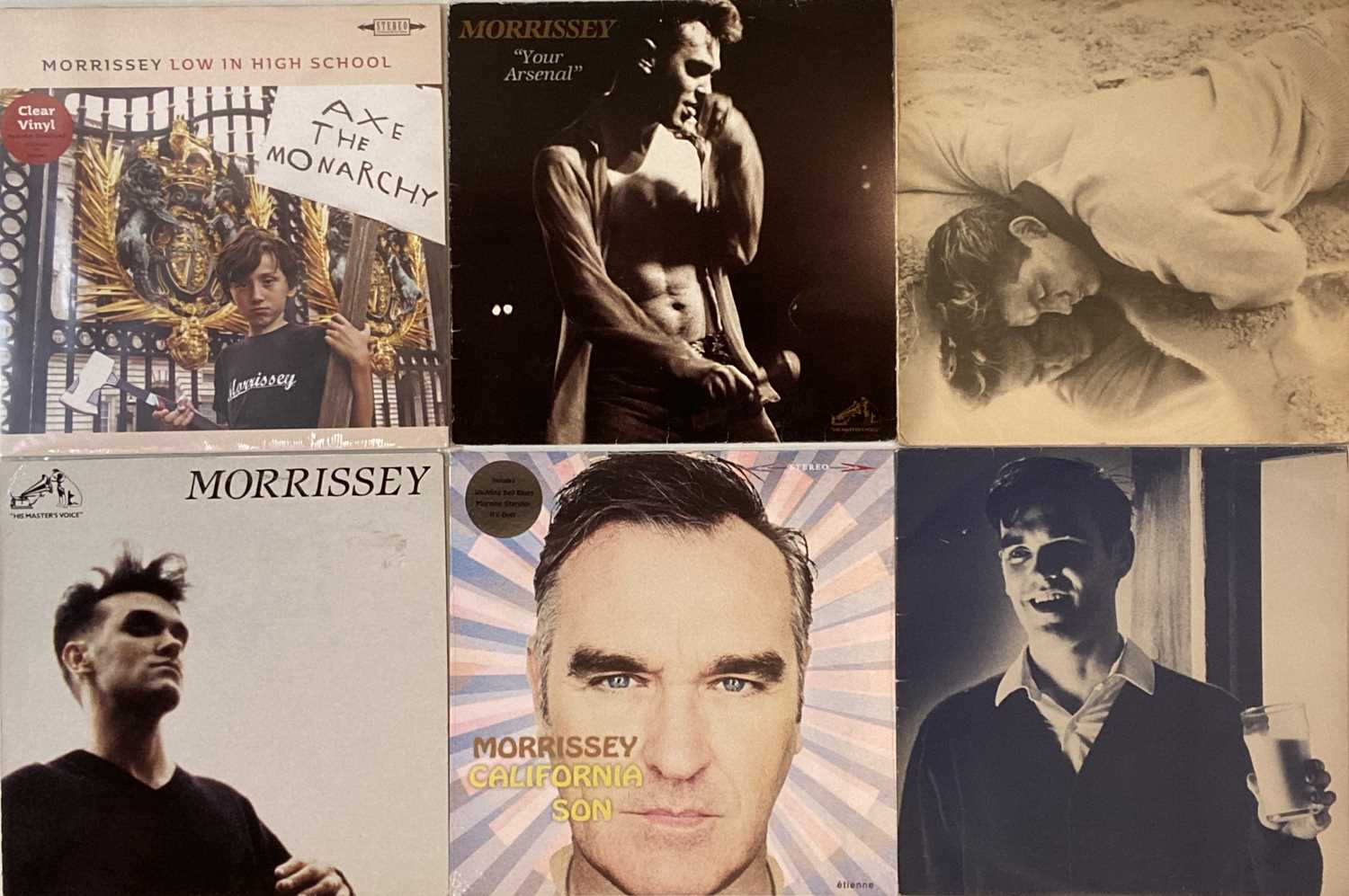 """THE SMITHS/ MORRISSEY - LPs/ 12"""" - Image 2 of 3"""