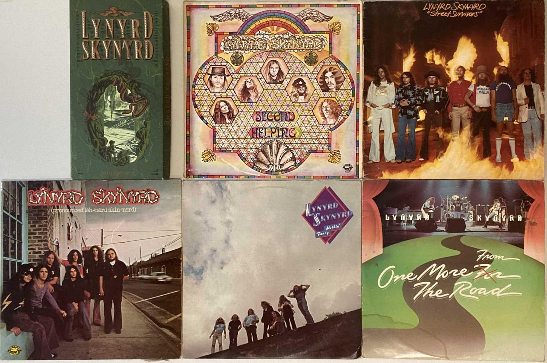 CLASSIC/ FOLK/ SOUTHERN ROCK - LPs