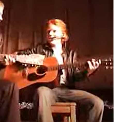DVD FEATURING ED SHEERAN'S PERFORMANCE IN GREASE SCHOOL MUSICAL. - Image 4 of 4
