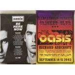 OASIS POSTERS.