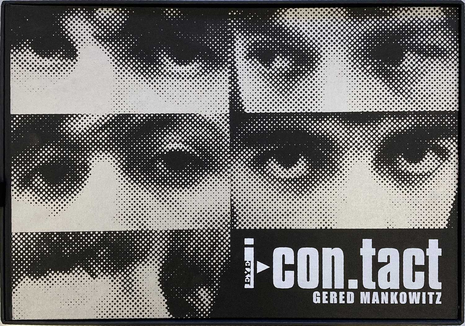 GERED MANKOWITZ - EYE CONTACT LIMITED EDITION ROLLING STONES GENESIS BOOK. - Image 3 of 6