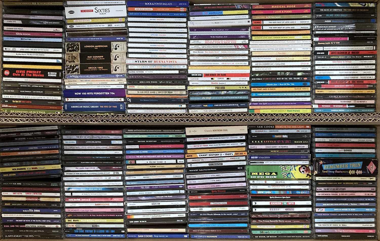 SOUL / ROCK & POP CD COLLECTION