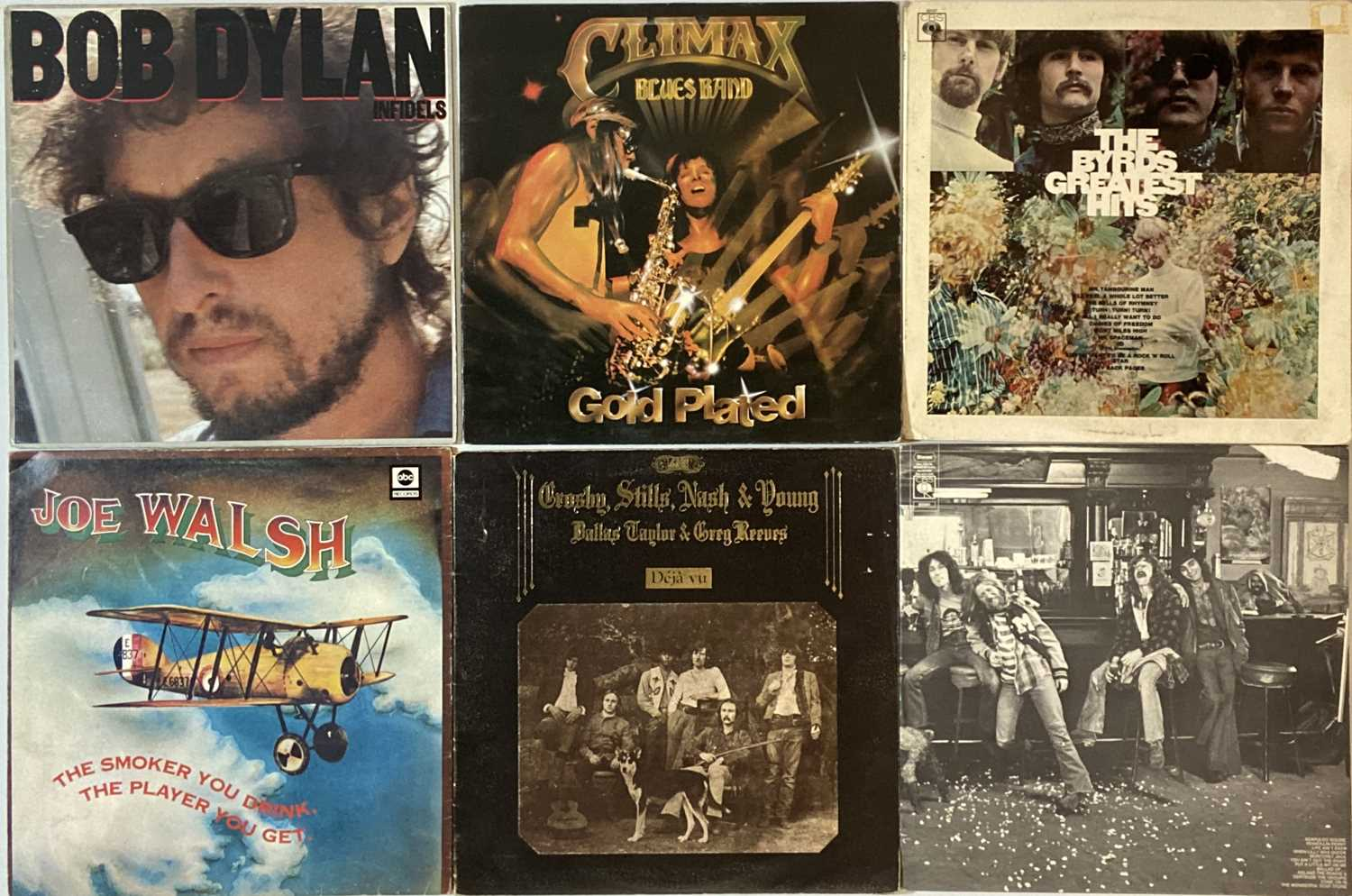 CLASSIC/ FOLK/ SOUTHERN ROCK - LPs - Image 5 of 6