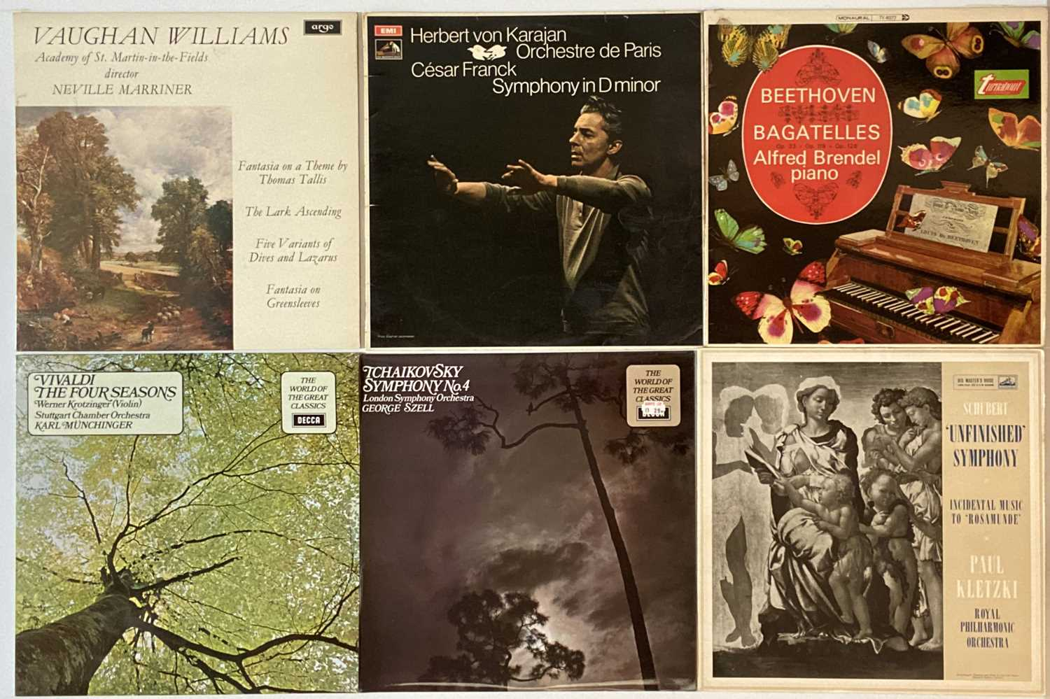 CLASSICAL - LPs - Image 5 of 5