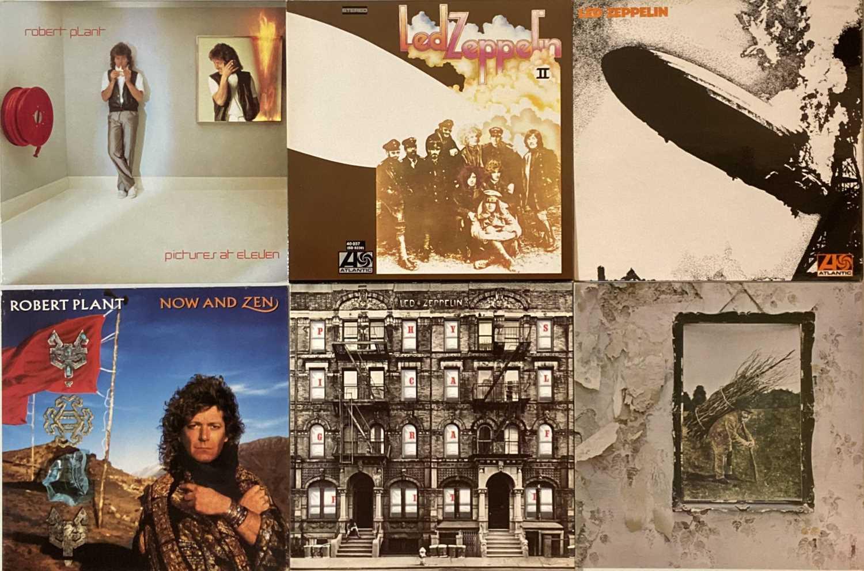 HEAVY ROCK & PROG - LPs