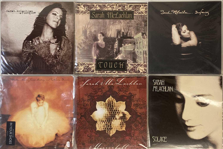 SARAH MCLACHLAN - LPs