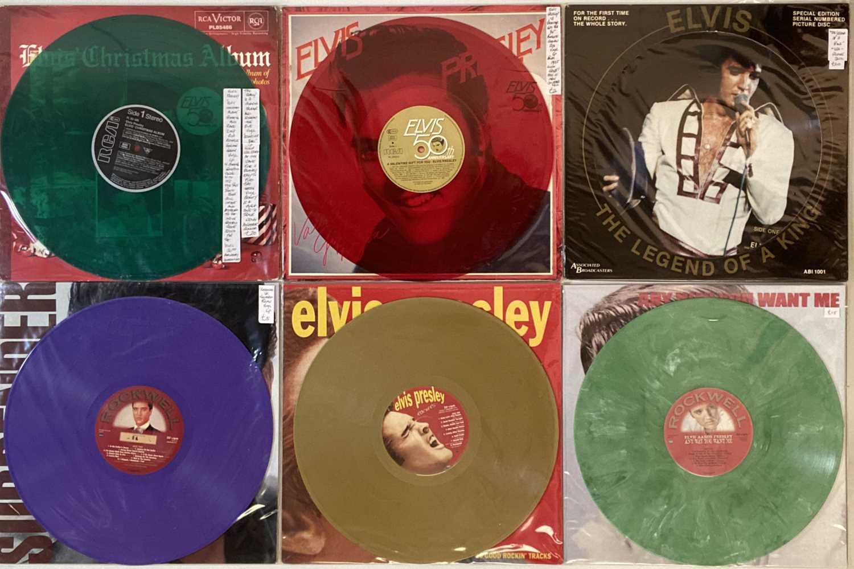 ELVIS PRESLEY - LP COLLECTION - Image 3 of 6