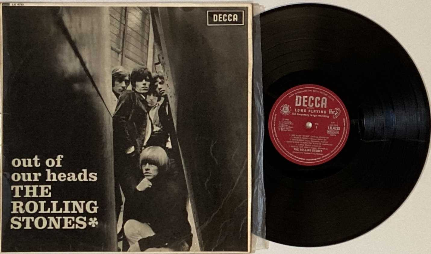 """THE ROLLING STONES - LPs/ 7"""" PACK - Image 3 of 6"""