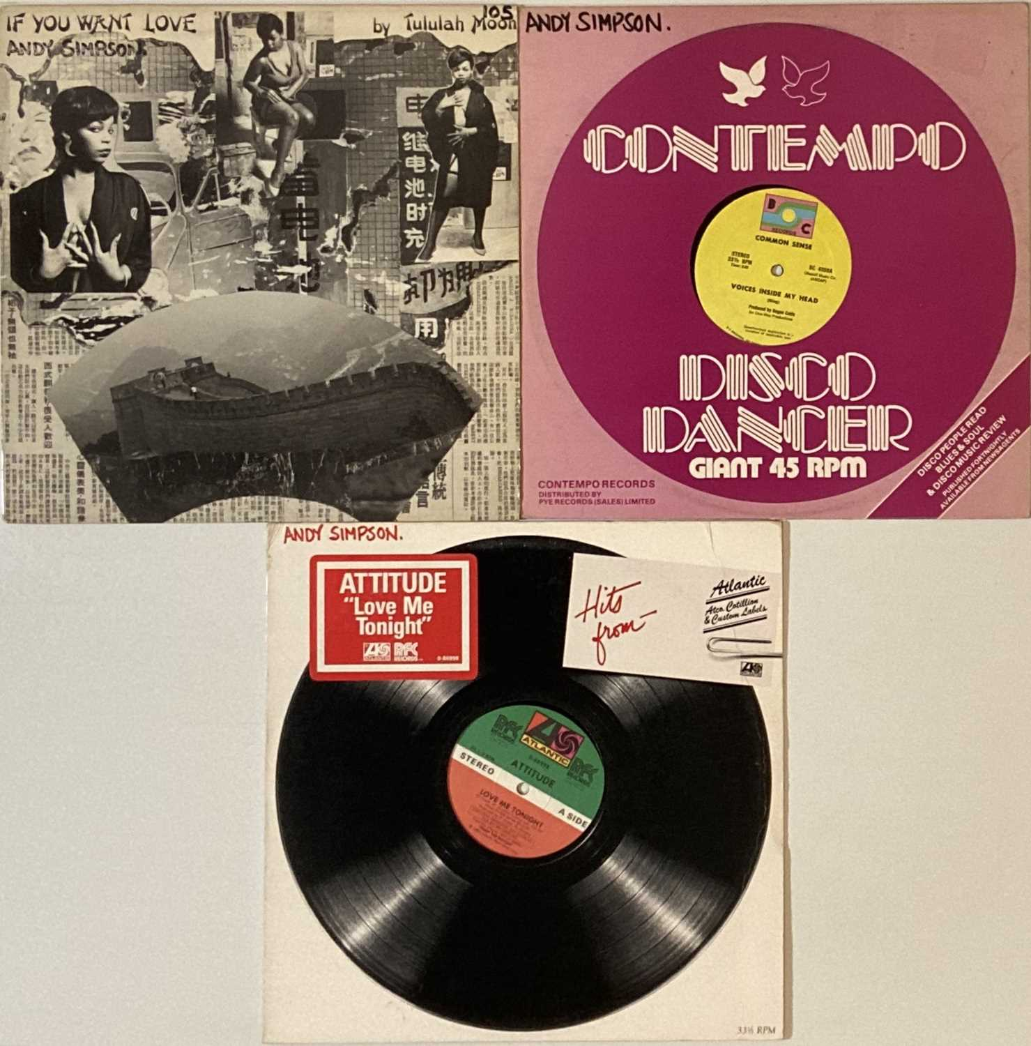 """SOUL/FUNK/DISCO/BOOGIE - 12"""" (WITH RARITIES) - Image 5 of 5"""