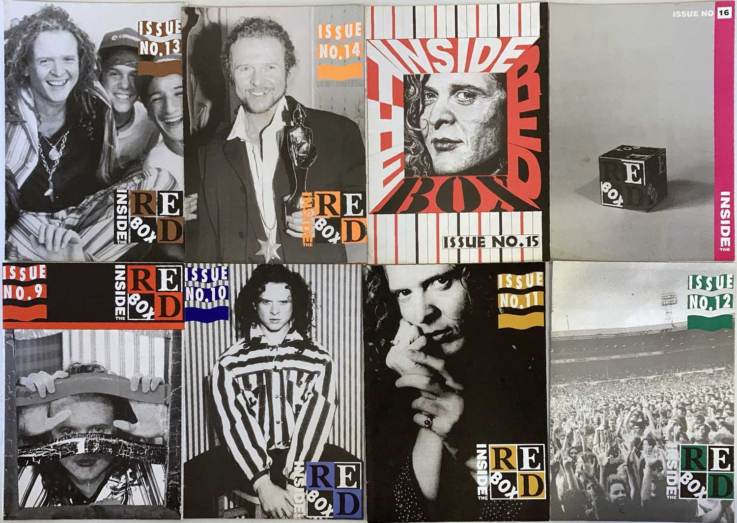 SIMPLY RED MEMORABILIA INC SIGNED ITEMS. - Image 5 of 15