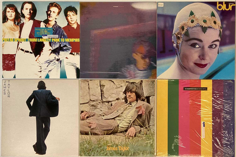 CLASSIC ROCK/ POP/ INDIE/ ALT - LPs