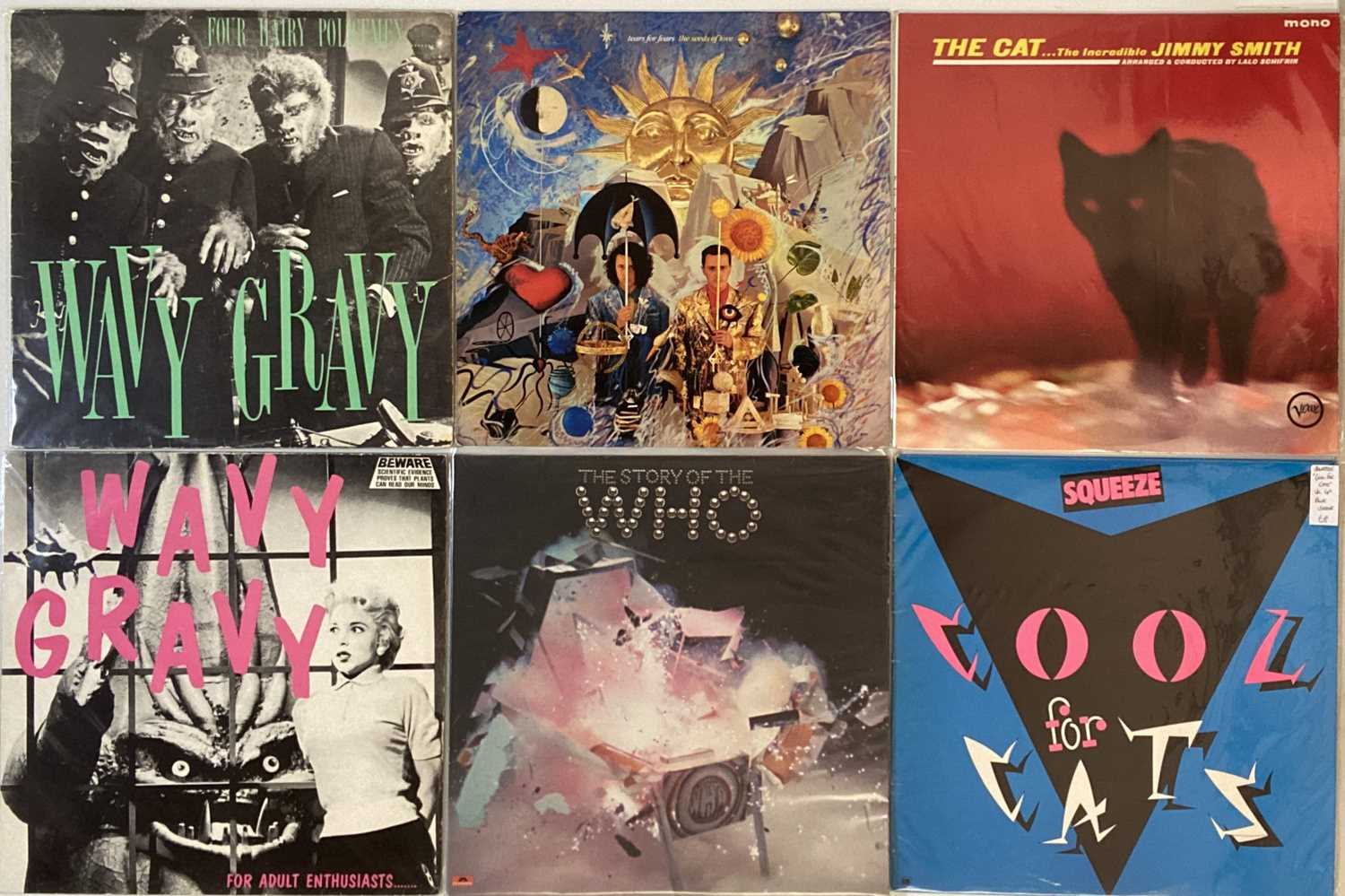 """CLASSIC ROCK & POP – LPs (WITH 12"""") - Image 2 of 6"""
