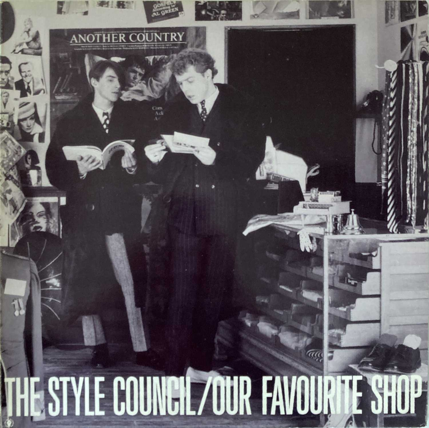 THE STYLE COUNCIL - SIGNED LPS. - Image 5 of 8