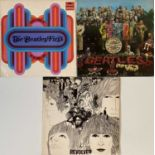 THE BEATLES - COLLECTABLE UK LPs