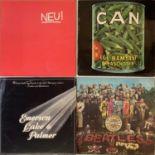 KRAUTROCK/CLASSIC ROCK - LPs
