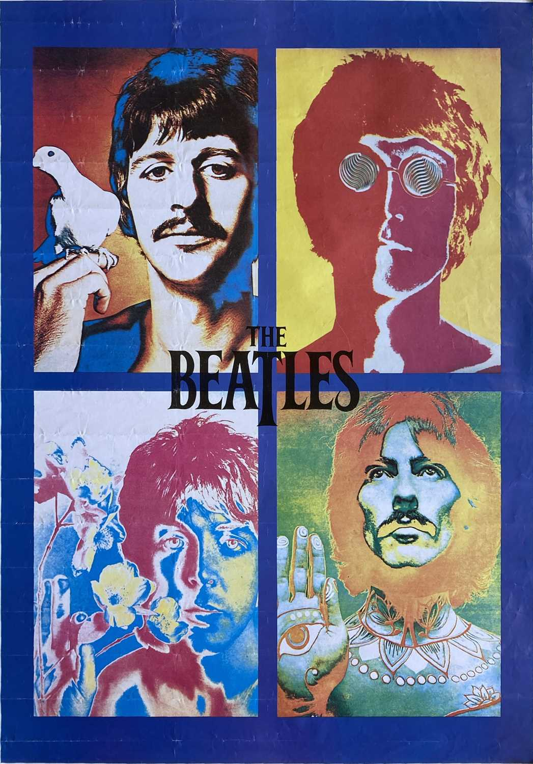 BEATLES / ROLLING STONES POSTERS. - Image 2 of 8