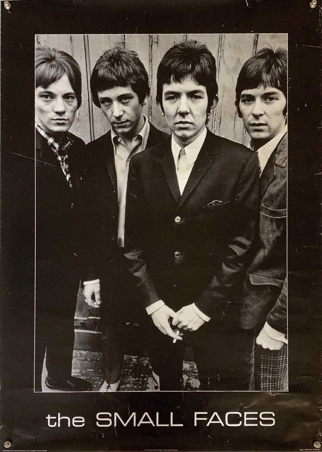 THE WHO / SMALL FACES POSTERS INC THE KIDS ARE ALL RIGHT US ONE SHEET. - Image 4 of 4