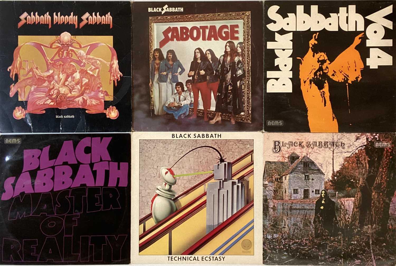 HEAVY ROCK/ METAL - LPs