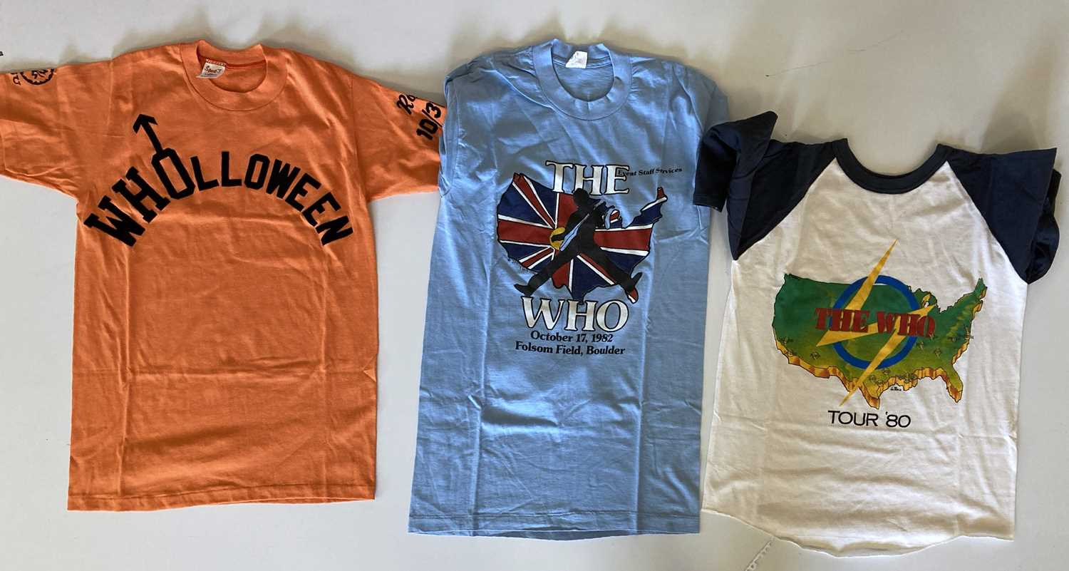 THE WHO TOUR CLOTHING. - Image 2 of 3